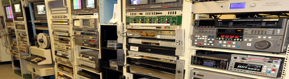 video tape duplication and transfer head end