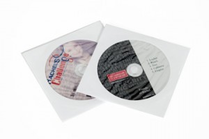 CD DVD paper sleeves