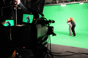 Denver video studio green screen
